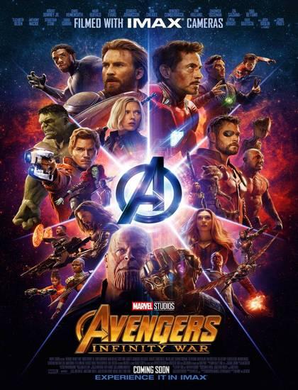 دانلود فیلم جدید Avengers: Infinity War 2018 با لینک مستقیم