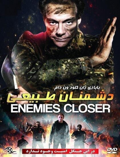 دانلود فیلم Enemies Closer 2013 دوبله فارسی