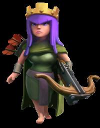 ملکه کماندار – Archer Queen