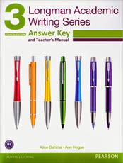 دانلود پاسخ Longman Academic Writing Series 3