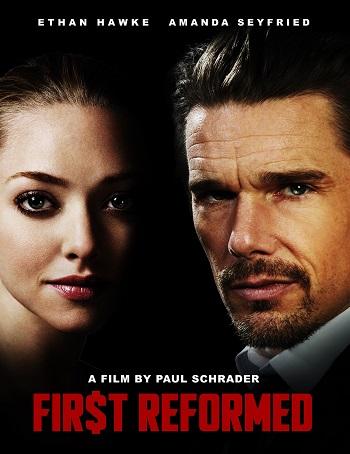 دانلود فیلم First Reformed 2017 با زیرنویس فارسی