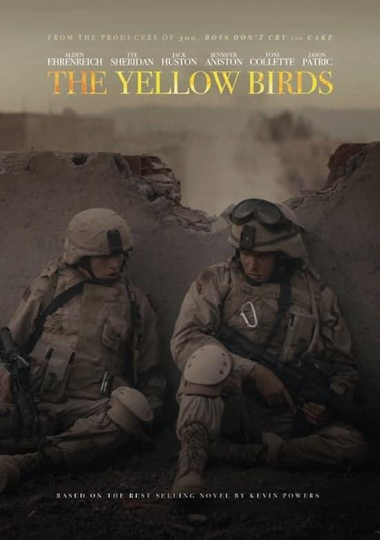 دانلود فیلم The Yellow Birds 2017 با زیرنویس فارسی