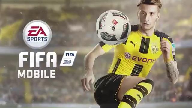 دانلود بازی فیفا برای موبایل اندروید ورژن FIFA Mobile Soccer v10.4.00