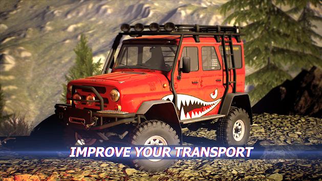 دانلود TRAIL CLIMB - بازی ریسینگ صعود ماشین ها و کامیون ها برای اندروید + دیتا