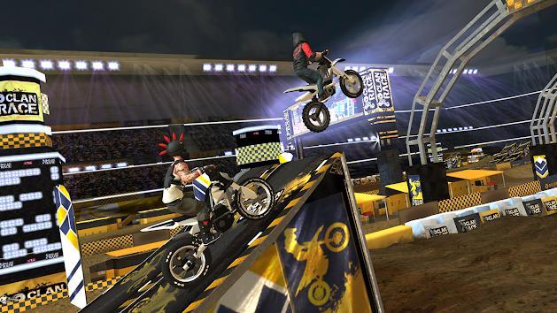 دانلود Clan Race 1.1.2 -بازی مسابقات موتور سواری برای اندروید و آی او اس + دیتا