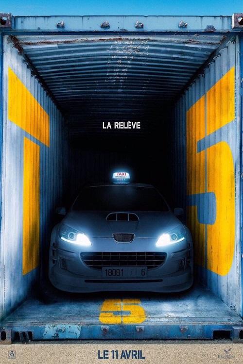 دانلود فیلم Taxi 5 2018 با زیرنویس فارسی