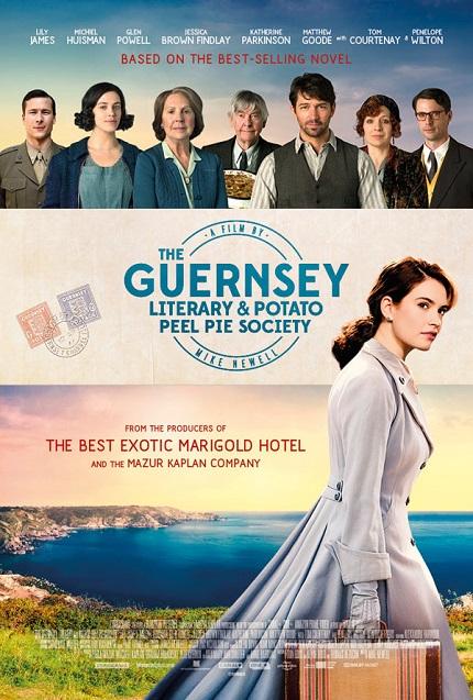 دانلود فیلم The Guernsey Literary Society 2018 با زیرنویس فارسی
