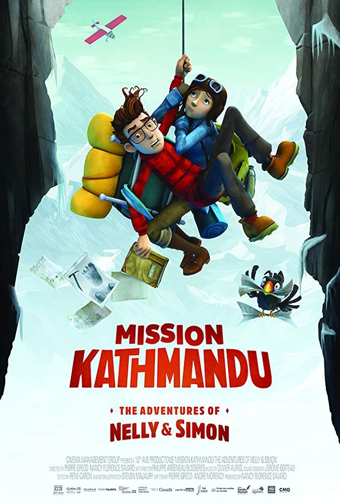 دانلود فیلم Mission Kathmandu 2017 با زیرنویس فارسی