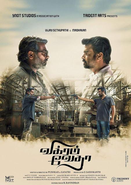 دانلود فیلم Vikram Vedha 2017 با زیرنویس فارسی