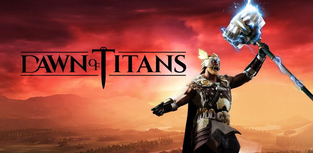 دانلود Dawn of Titans - بازی استراتژی ظهور تایتان ها برای اندروید و آی او اس + مود + دیتا