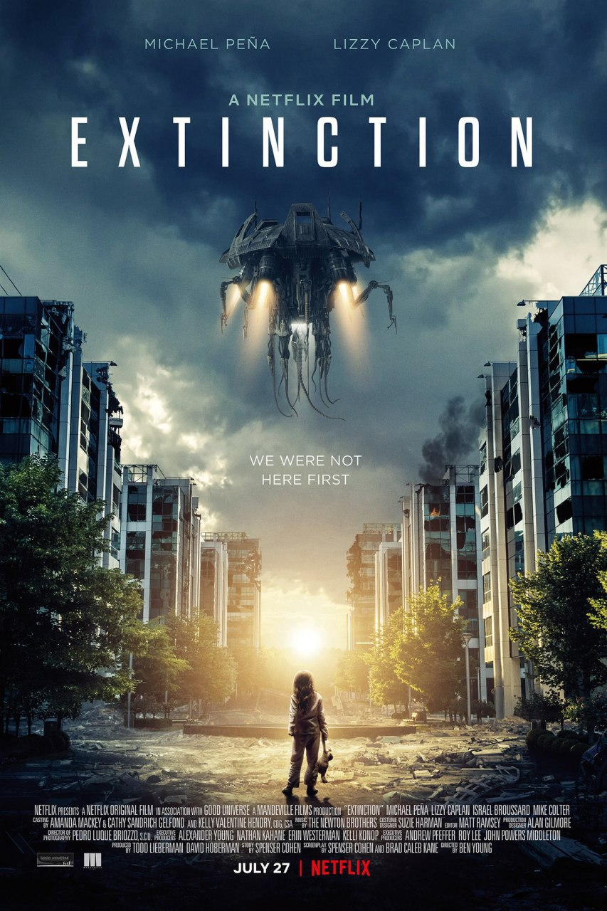 فیلم انقراض