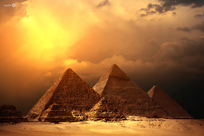 معرفی اهرام مصر