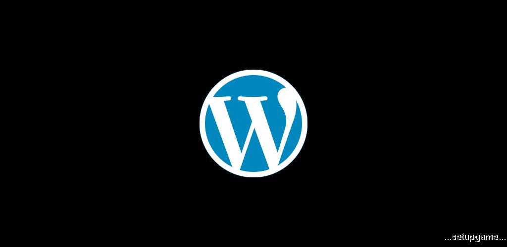 دانلود WordPress 10.5.1 - اپلیکیشن مدیریت وردپرس برای اندروید !