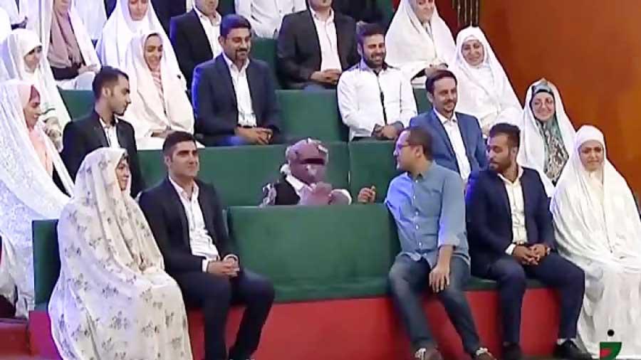 وقتی جناب خان عروسی میرود
