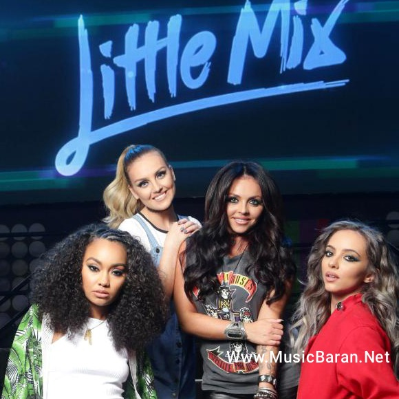متن آهنگ Boy از Little Mix