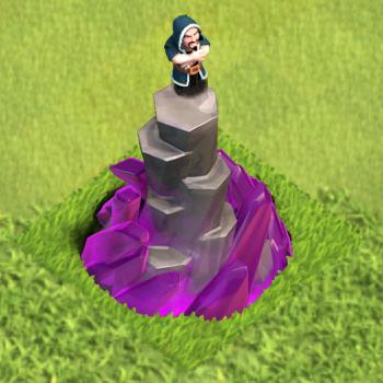 برج جادوگر – wizard tower