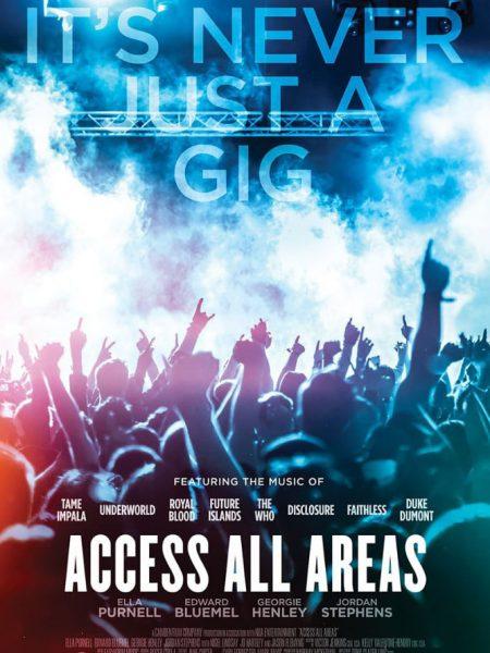 دانلود فیلم Access All Areas 2017 با زیرنویس فارسی