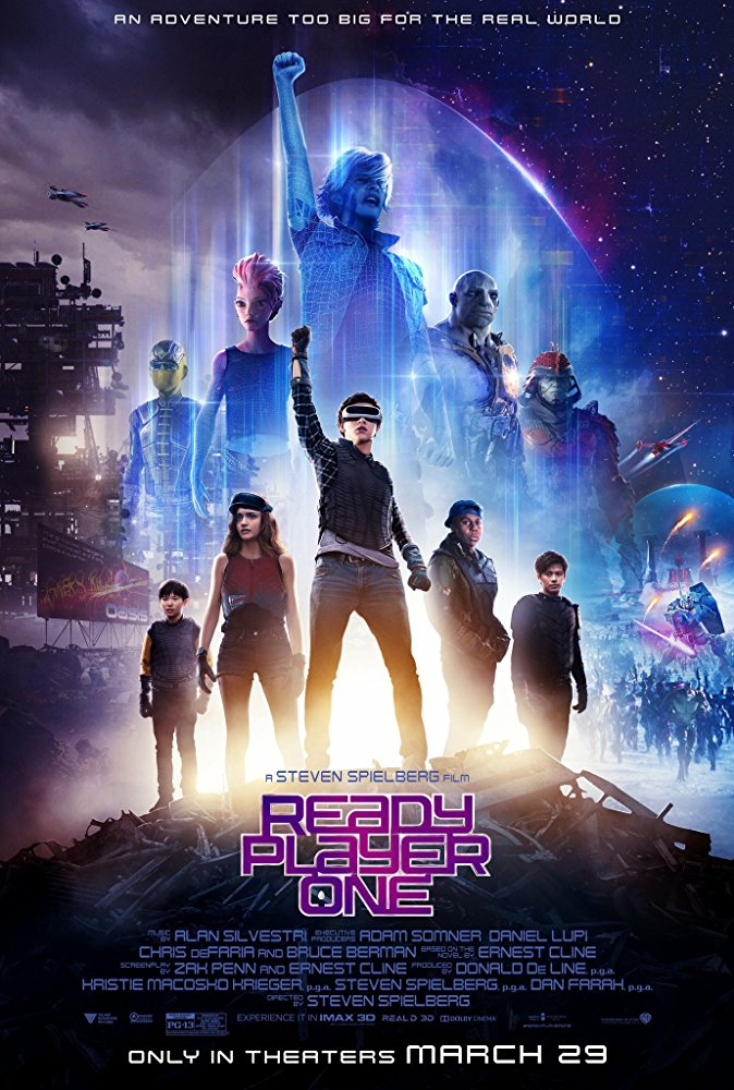 فیلم Ready Player One 2018