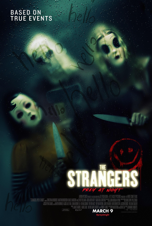 فیلم غریبه ها 2018 The Strangers دوبله فارسی