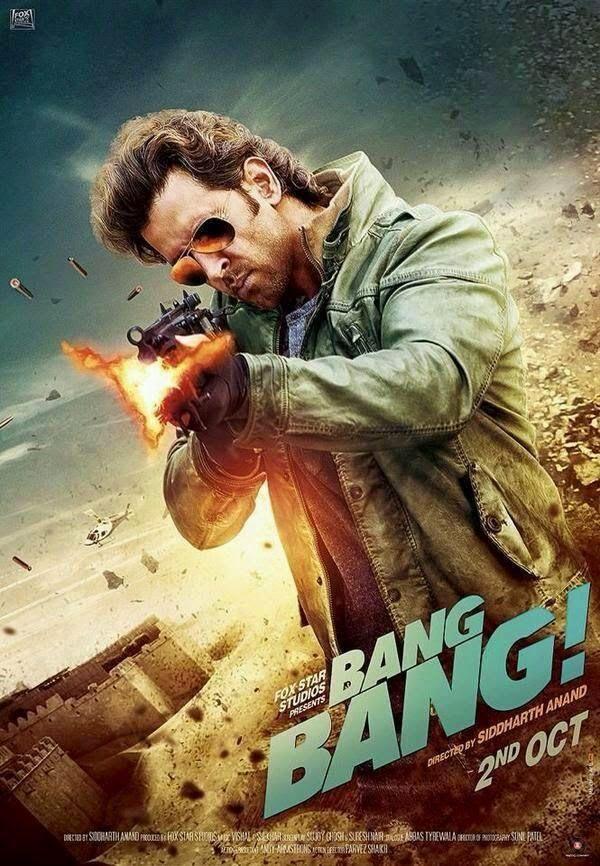 فیلم Bang Bang 2014 دوبله فارسی