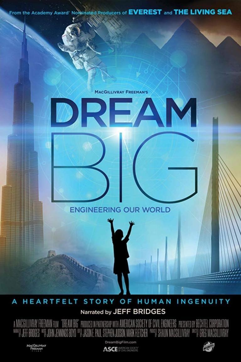 دانلود فیلم Dream Big Engineering Our World 2017 با زیرنویس فارسی