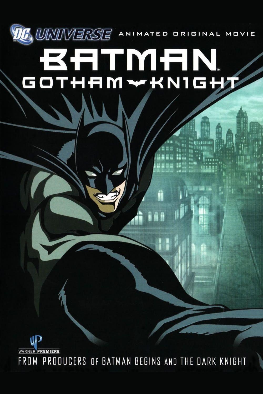 دانلود فیلم Batman Gotham Knight 2008 با زیرنویس فارسی