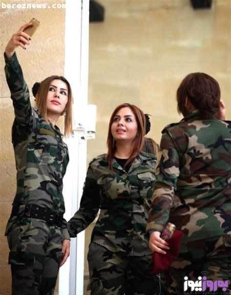 دختران هم به خدمت سربازي اعزام مي شوند