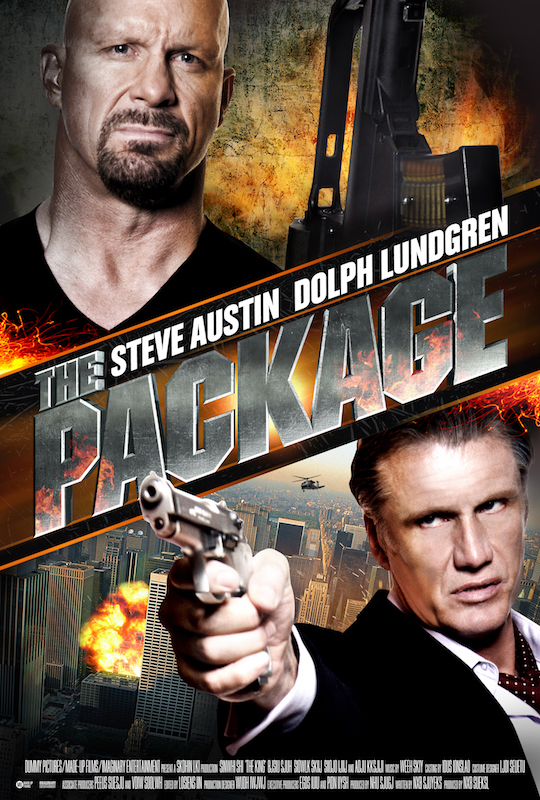 فیلم قدرتمندان(محموله) The Package 2013