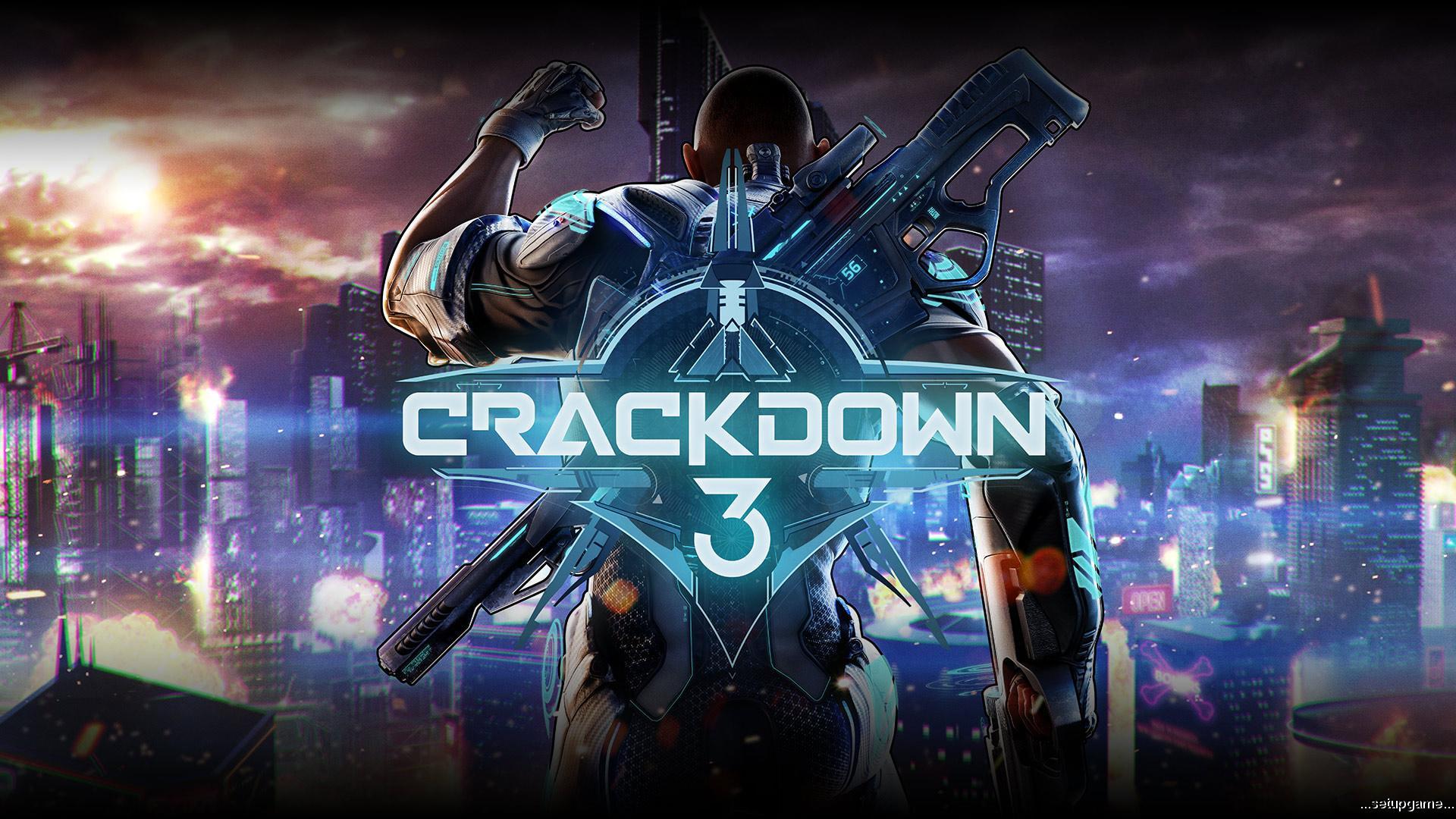 کار ساخت Crackdown 3 تقریبا تمام شده است؛ توسعه دهندگان از تاخیر بازی برای بهبود آن استفاده میکنند