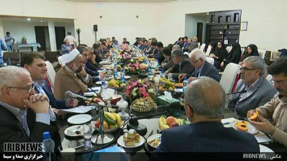 جلسه بخوربخور ستاد اقتصاد مقاومتی استان یزد