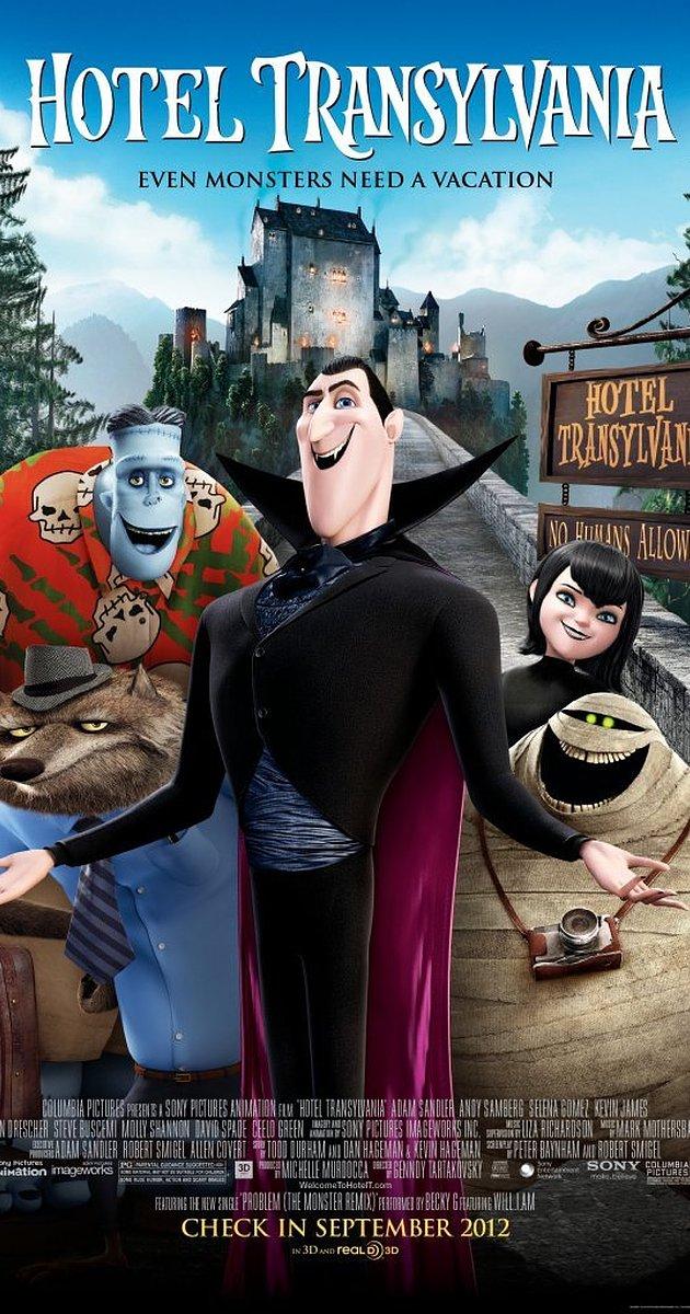 دانلود انیمیشن هتل ترانسیلوانیا 1 دوبله فارسی و سانسور
