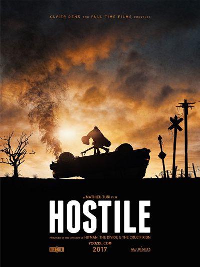 دانلود فیلم Hostile 2017 با زیرنویس فارسی