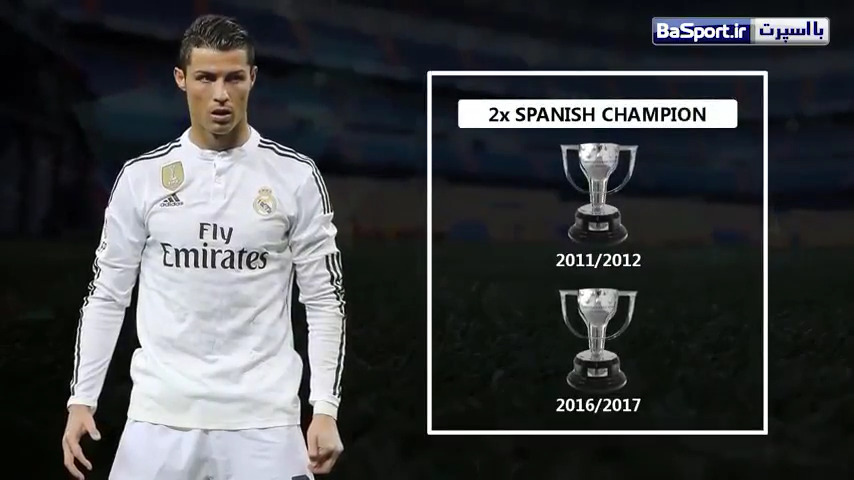 آمار و رکوردهای رونالدو در رئال مادرید