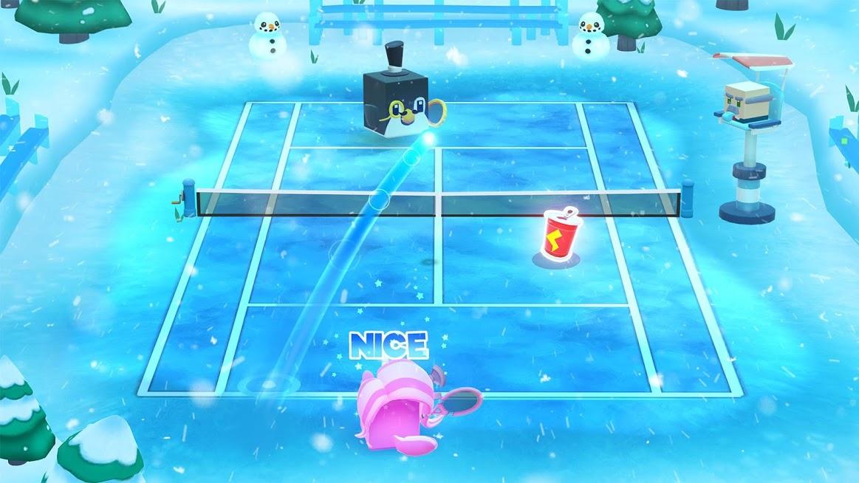 دانلود Tennis Bits v2 - بازی ورزشی تنیس بیتز برای اندروید و آی او اس + مود