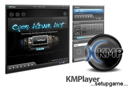 دانلود KMPlayer v4.2.2.14 - نرم افزار پخش تمامی فرمت های مالتی مدیا