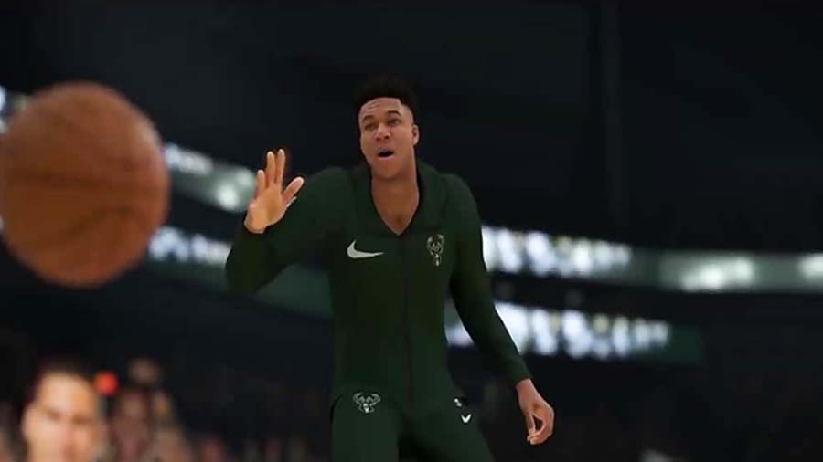 اولین تریلر بازی NBA 2K19