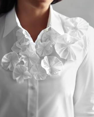 آموزش تزییین پیراهن زنانه