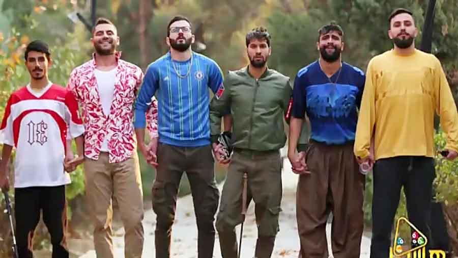 دابسمش کلیپ فوق العاده خنده دار محمد امین کریم پور