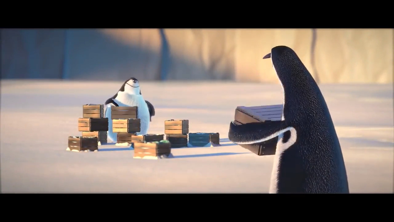 انیمیشن کوتاه فلفل یخی
