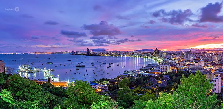 معرفی شهر پاتایا در تایلند
