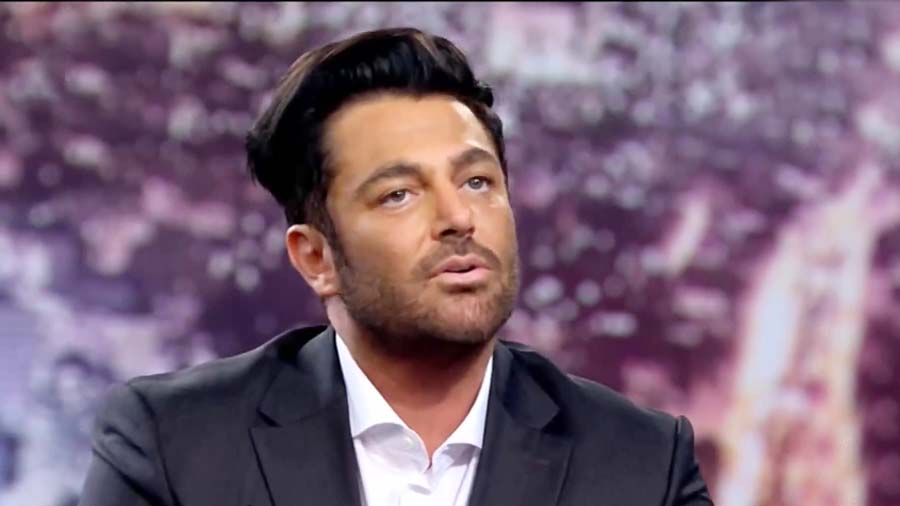 محمدرضا گلزار پس از 10 سال در برنامه ماه عسل و تلویزیون