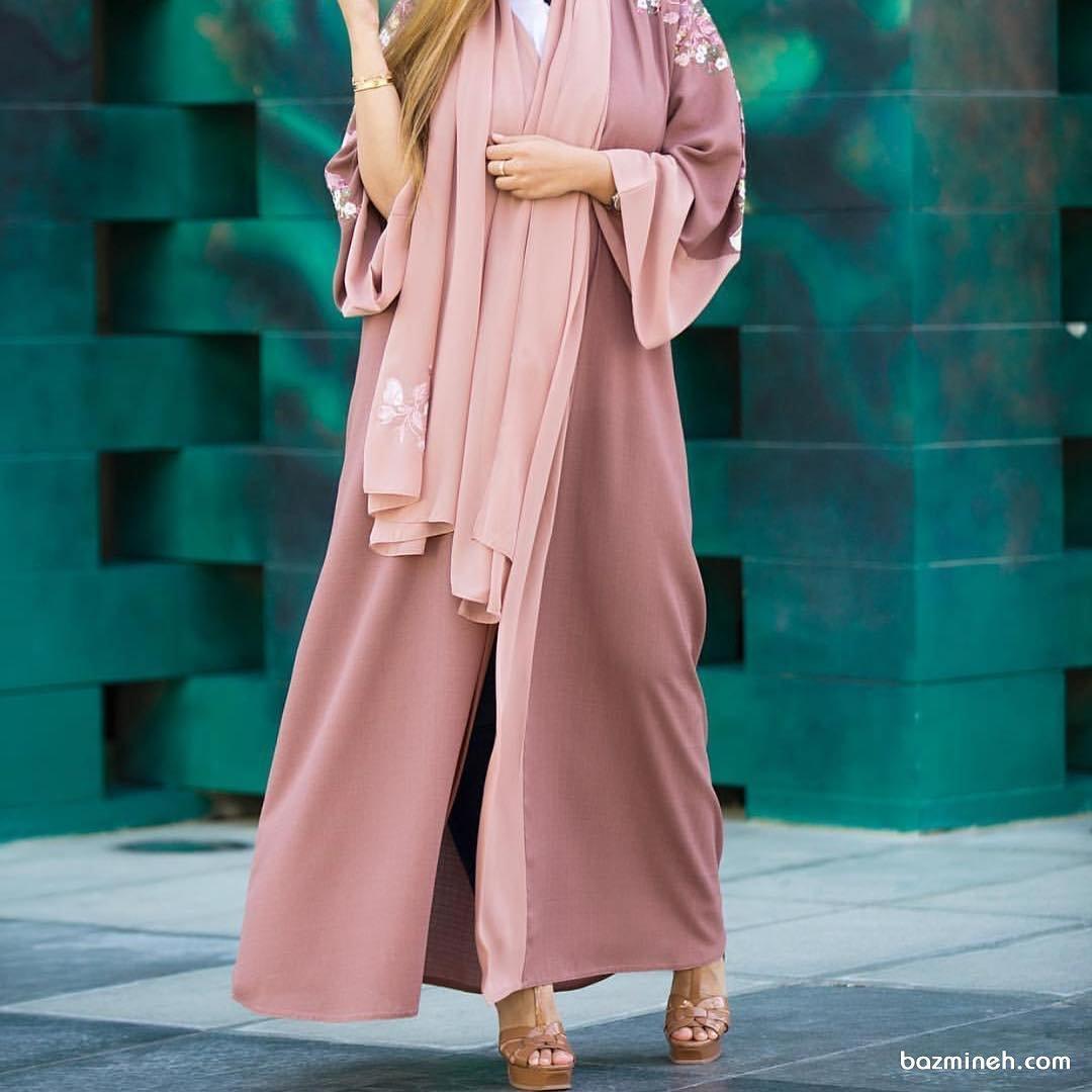 مدل مانتو مجلسی تابستانی زنانه 2019