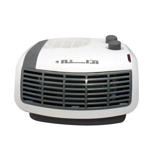 خرید بخاری برقی فن دار رومیزی