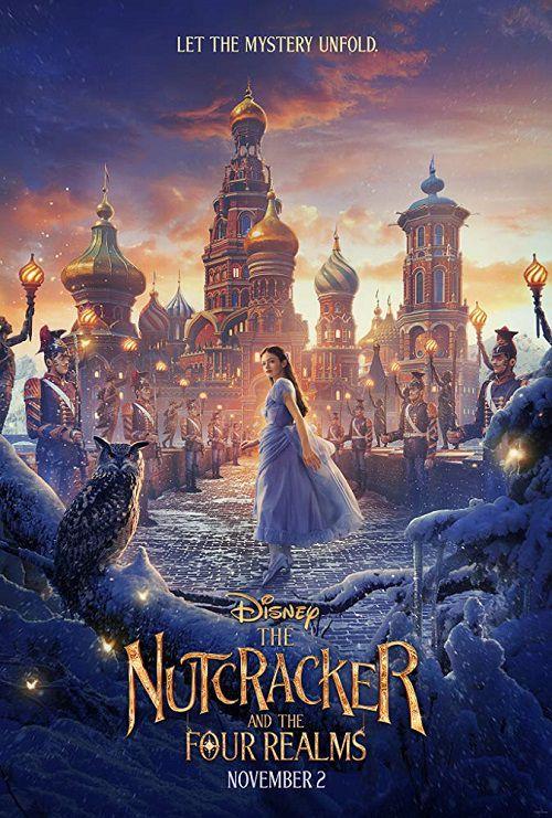 دانلود فیلم فندق شکن و چهار قلمرو The Nutcracker and the Four Realms 2018