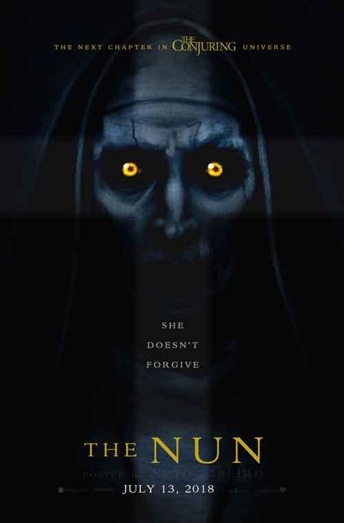 دانلود فیلم The Nun 2018 با زیرنویس فارسی