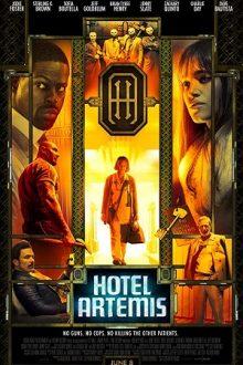 دانلود فیلم Hotel Artemis 2018 با زیرنویس فارسی