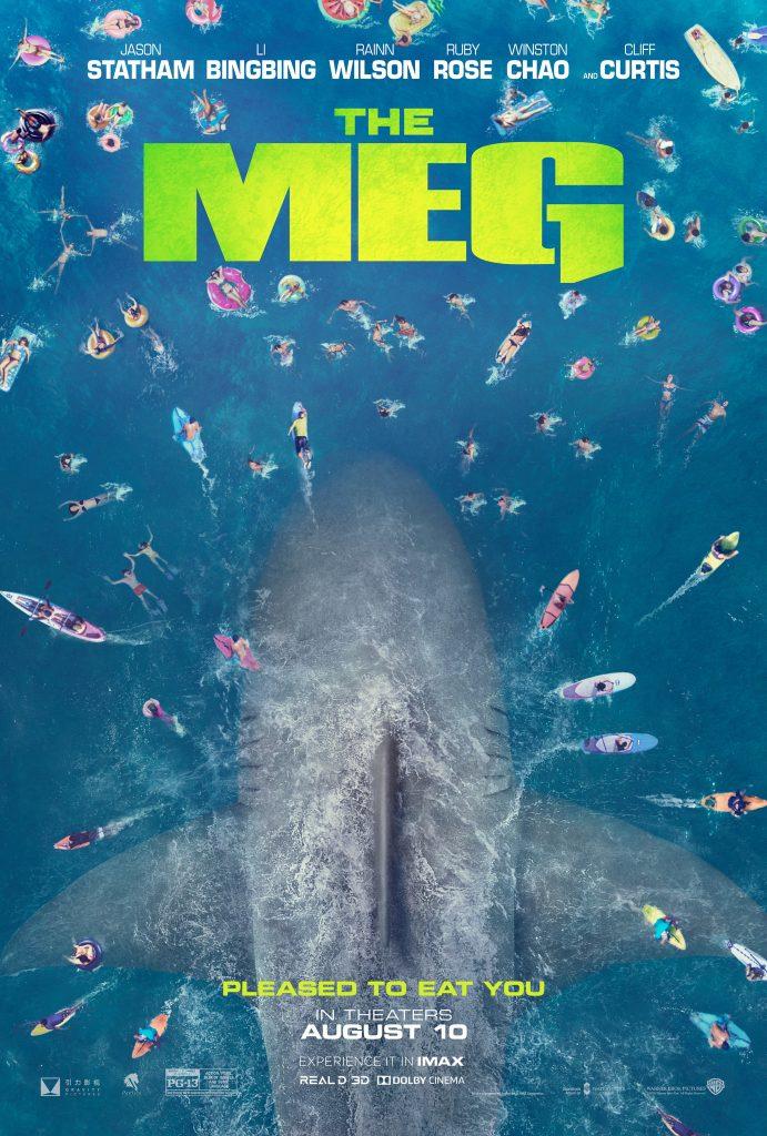 دانلود فیلم The Meg 2018 با زیرنویس فارسی