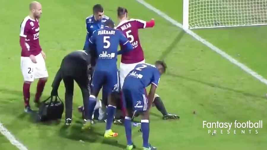 خنده دار ترین صحنه های فوتبال 2016
