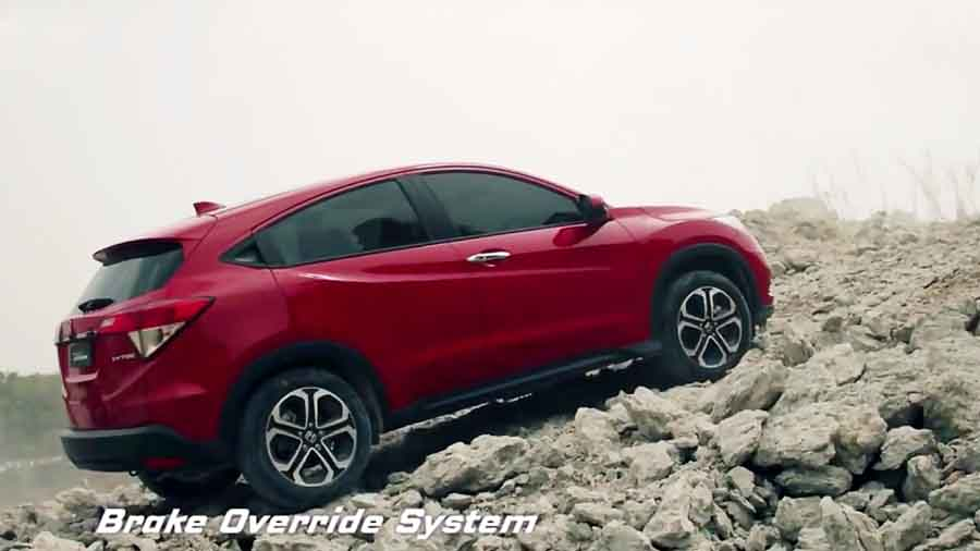 Honda HR-V 2019 Exterior interior and driving