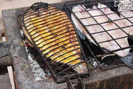 طرز تهیه ماهي تنوري صُبور